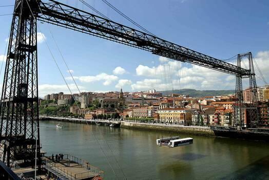 Imágenes del Puente de Vizcaya | Galería de fotos