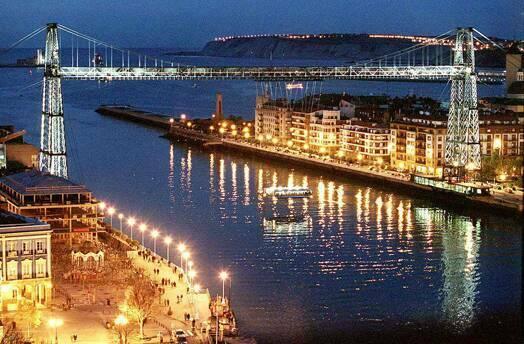 Imágenes del Puente de Vizcaya