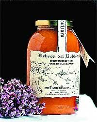 Miel multifloral Dehesa del Robledal