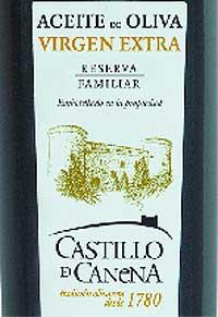 Aceite de oliva virgen extra Castillo de Canena Reserva Familiar Picual