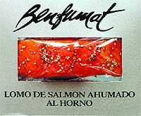 Salmón ahumado al horno Benfumat