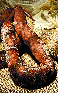 Chorizo cular Florén