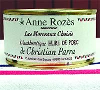Hure de porc Anne Rozès