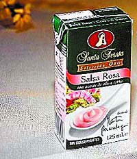 Salsa rosa Santa Teresa