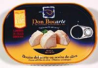 Bonito del Norte en aceite de oliva Don Bocarte