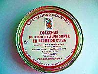 Cococha de atún de Almadraba