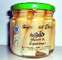 Yemas de espárragos Huerta del Ebro