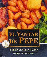 Pote asturiano El Yantar de Pepe