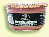 Paté de hígado de oca Delicass
