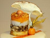 recetas de pintxos con hongos