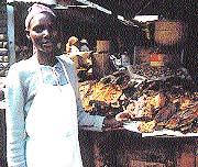 Crema de maní (África)